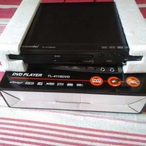 Telesonic DVD player