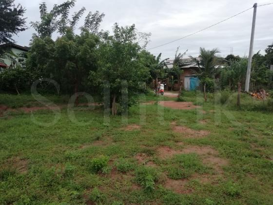 Land with house in Hambantota