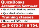 QUICKBOOKS ACCOUNTING SOFTWARE TRAINING CLASSES