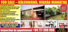 18 perch Solidly Built Architect Designed House for Sale in Kolonnawa