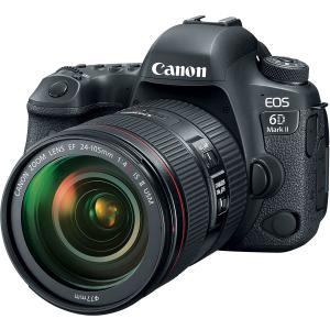 Canon 6D Mark ii with 24-105 f/4 IS Lens