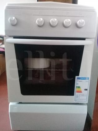 Gas cooker & oven