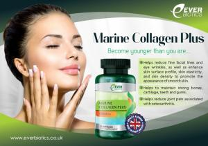 20%Off on Everbiotics Marine Collagen +Plus
