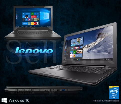 lenovo i5 6th generation laptop