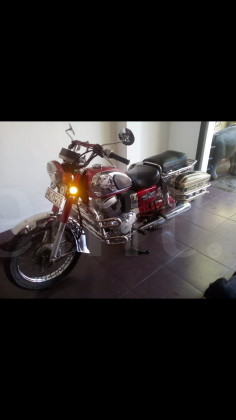 New looking CD200 ROAD MASTER honda bick for sale