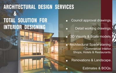 archi designs / model making / house plans
