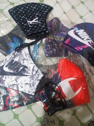 Imported from Vietnam - Shirts and Masks Available for Urgent Sale