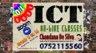 ICT On-Line Classes from Grade 6 to 11 (O/L)