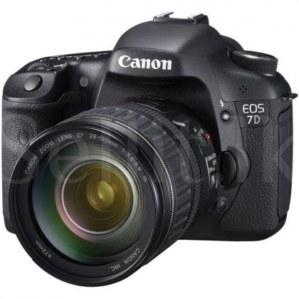 Canon 7D Full Kit