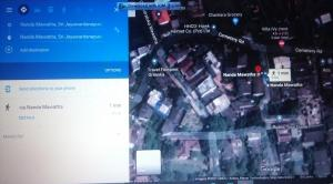 Land with two houses sale in Nugegoda town area