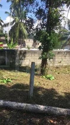 A land with 15 perches in alubomulla panadura