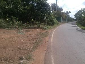 Land @ Panwila Junction, Kalutara south