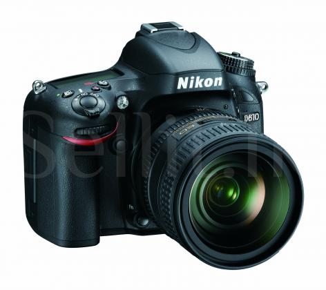 Nikon D610 Fx Fullframe with Accessories